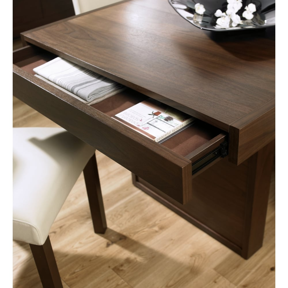 Akita 6 Seater Panel Dining Table Dining Room From Breeze Furniture Uk
