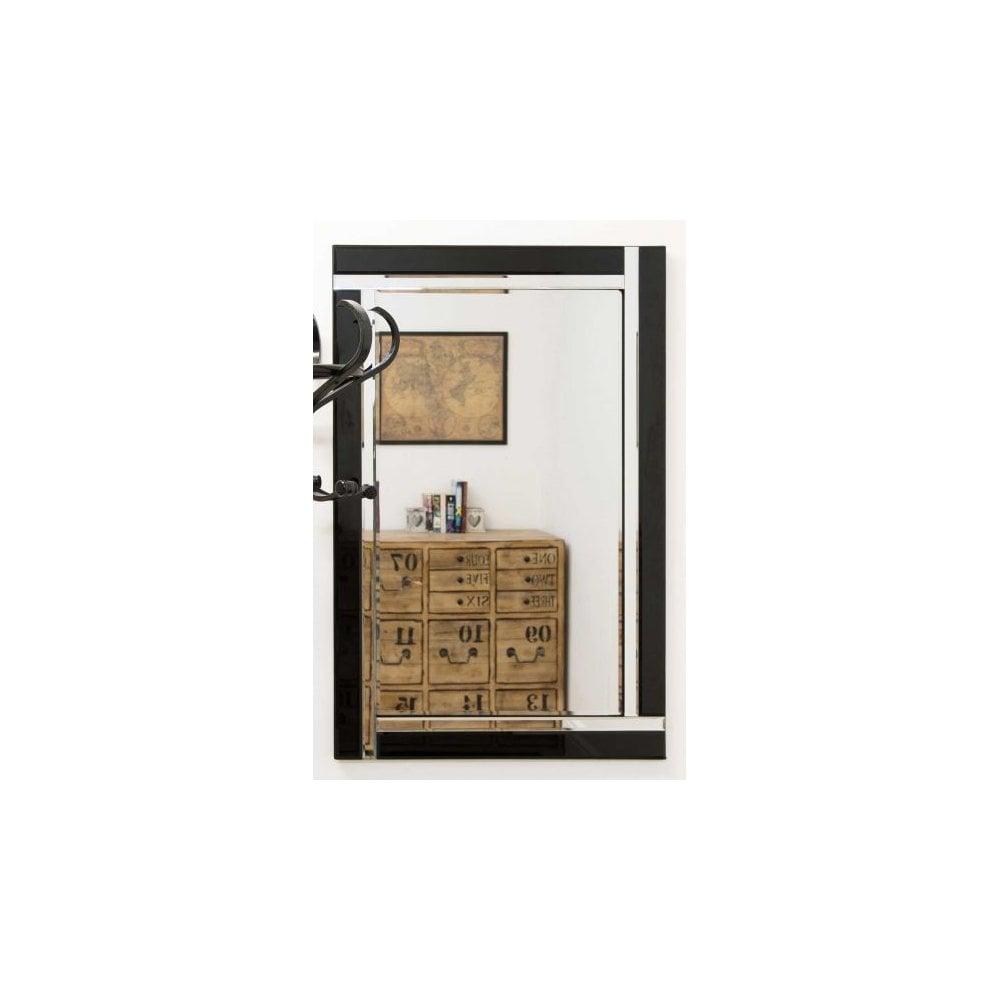 the mirror company aston black glass venetian mirror accessories rh breezefurnishings com
