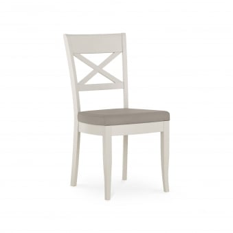Montreux Chair X Back - Soft Grey (Pair)