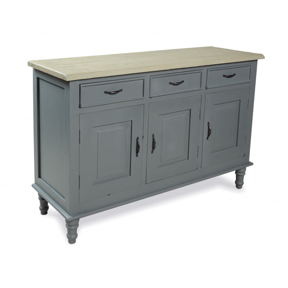 Chester Sideboard With 3 Drawers And 3 Doors Dining Room From