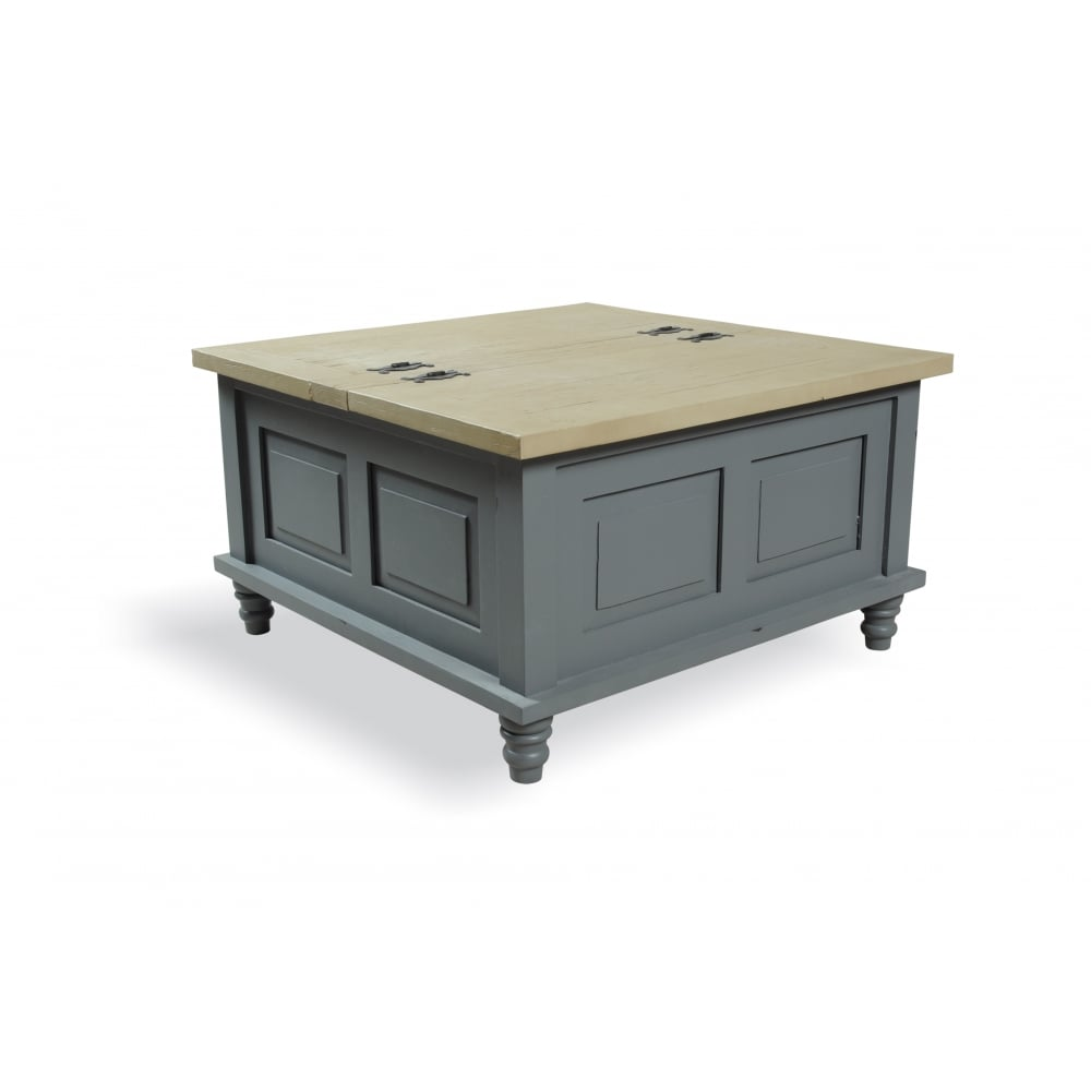 Chester Square Trunk Coffee Table