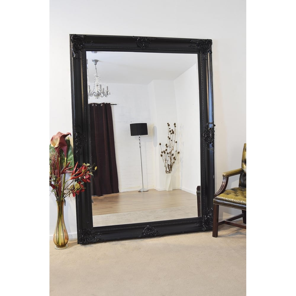 Cosgrove Extra Large Mirror Living Room From Breeze Furniture Uk