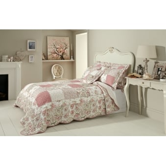 Abigail Quilted Bedspread
