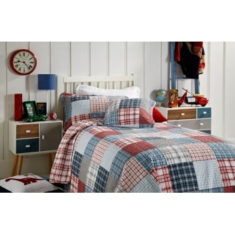 Henry Quilted Bedspread