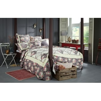 Imogen Quilted Bedspread