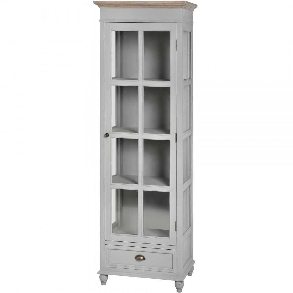 Churchill Collection One Drawer Glazed Display Unit