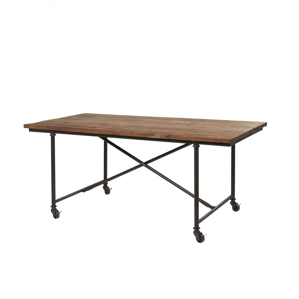 Hudson Bay Dining Table Dining Room From Breeze Furniture Uk