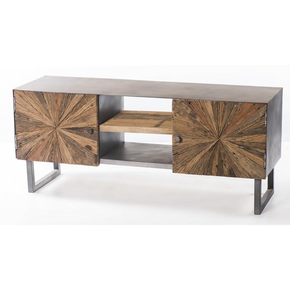 Genial Artisan TV Cabinet   2 Door 1 Shelf
