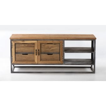 Superieur Artisan TV Unit   2 Door 1 Shelf