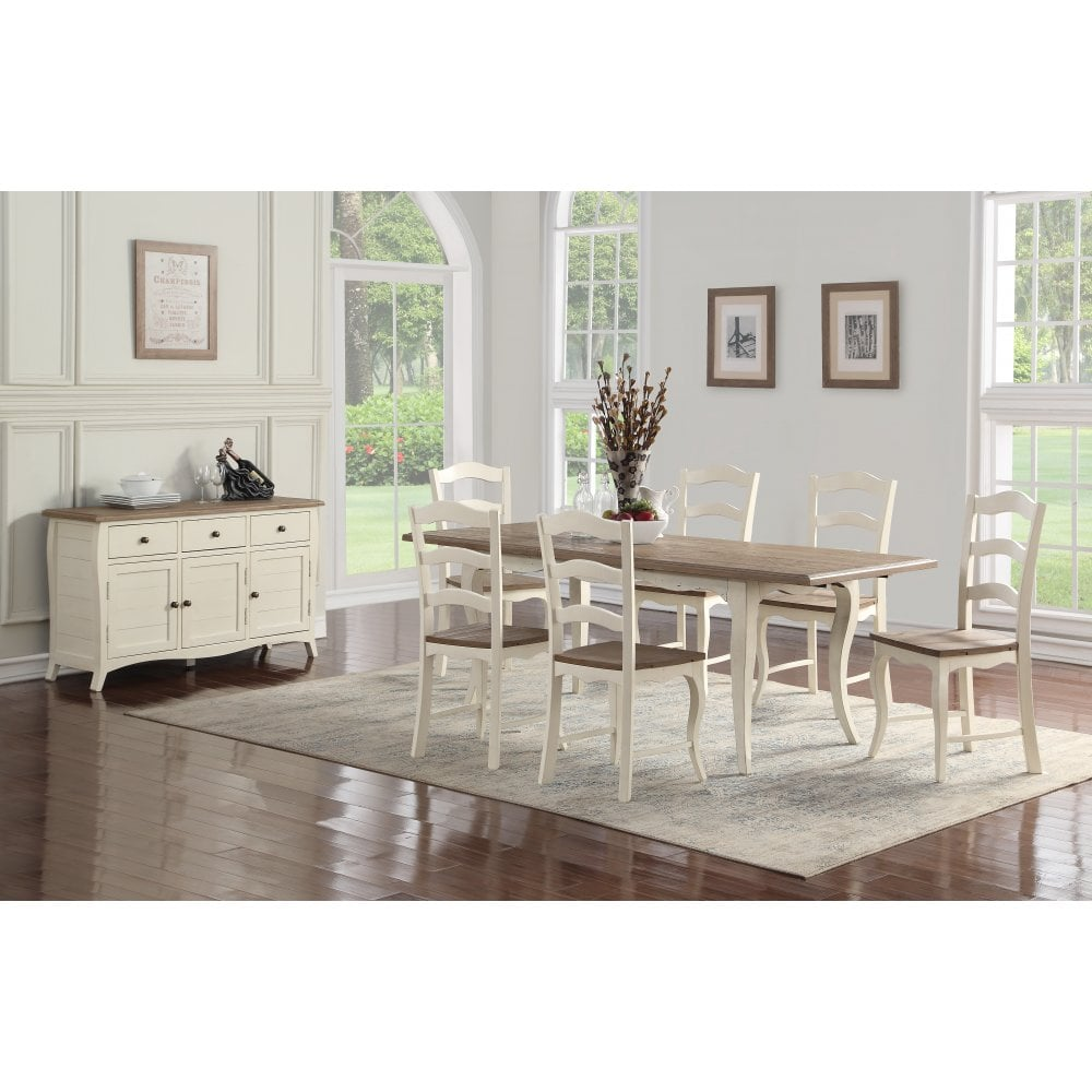 Painted Dining Room Sets