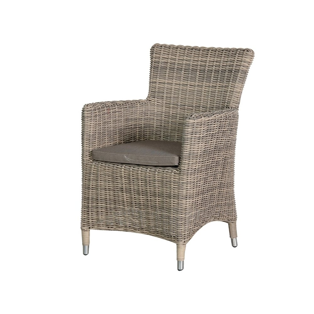 Outdoor Rattan Dining Chair