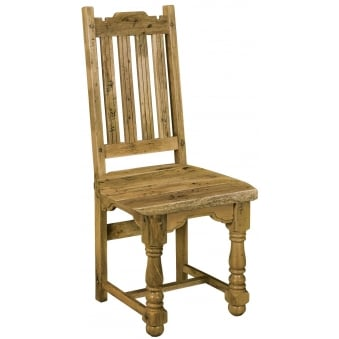 Granary Royale Dining Chair - Slat Back (Pair)