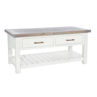 Purbeck 2 Drawer Coffee Table