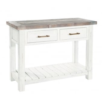 Purbeck 2 Drawer Console Table
