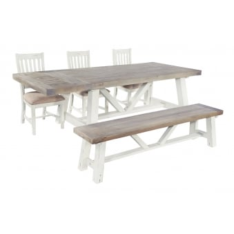 Purbeck Extending Dining Table