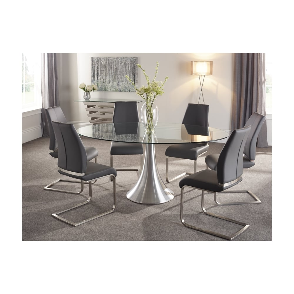 homelegance oval dining table ameillia furniture p he