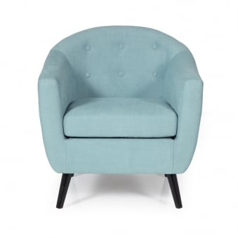 Evie Fabric Occasional Chair