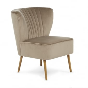 Prestwick Fabric Occasional Chair