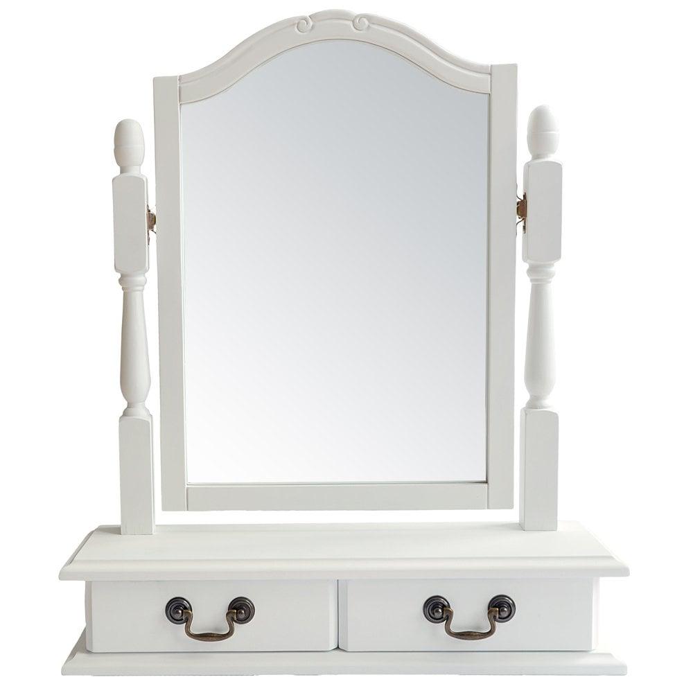 Statement Furniture Uk Juliette Shabby Chic 2 Drawer Dressing Table