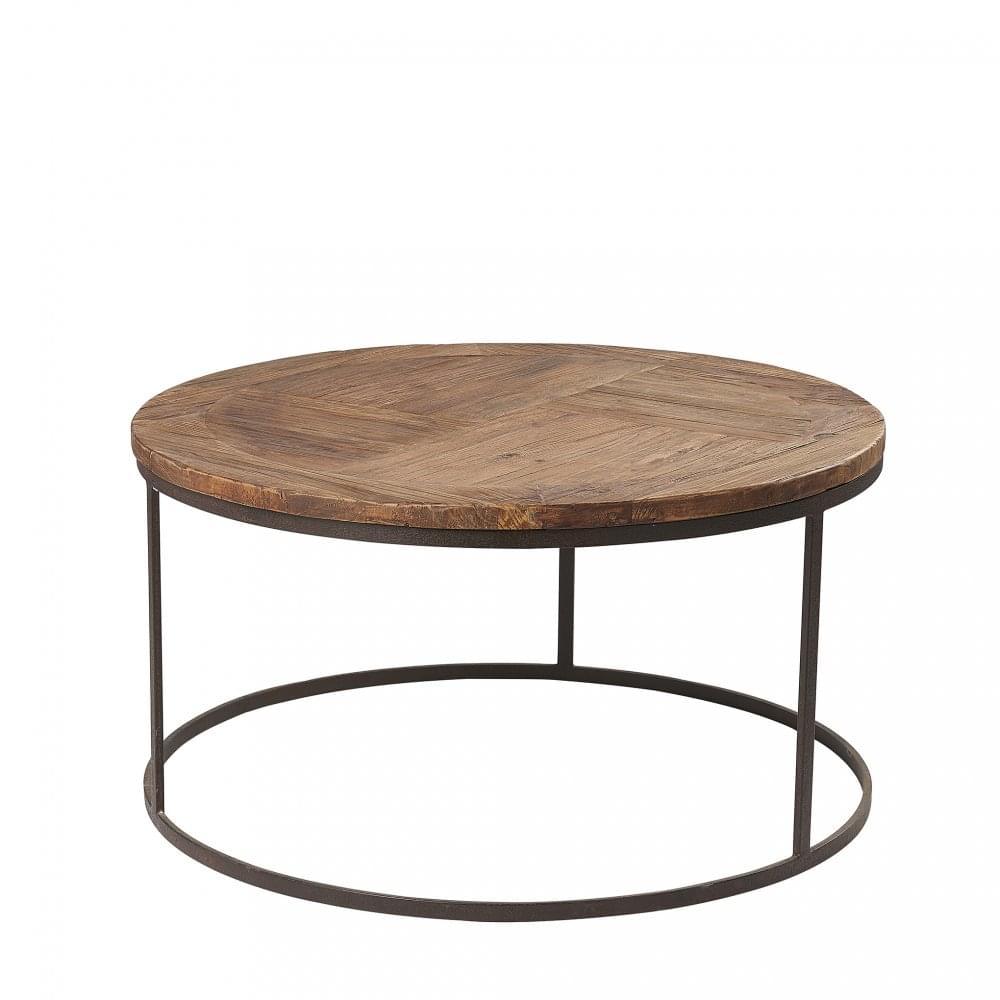 Hudson Bay Round Coffee Table