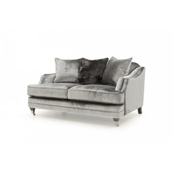 Belvedere 2 Seater Sofa - Pewter