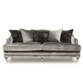Belvedere 4 Seater - Pewter