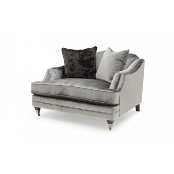 Belvedere Snuggle - Pewter