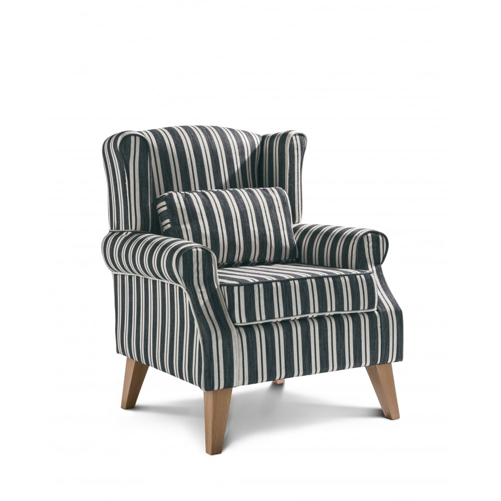 Terrific Wroxton Arley Stripe Accent Chair Pabps2019 Chair Design Images Pabps2019Com