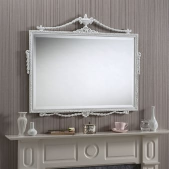 Adam Mantle Mirror