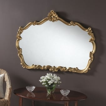 Regency Ornate Mirror