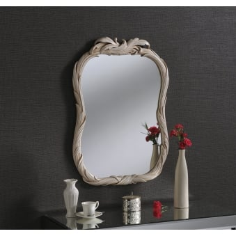Small Portrait Mirror